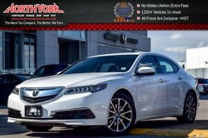2016 Acura TLX V6 Tech SH-AWD|Sunroof|BlindSpot|Heat Seats|Keyle