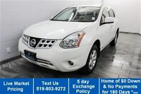 2013 Nissan Rogue S AWD w/ SUNROOF! POWER PACKAGE! CRUISE CONTRO