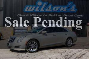 2013 Cadillac XTS PREMIUM COLLECTION! V6!  NAVIGATION! HEADS UP!