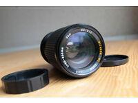 Mitakon MC 80-200mm f4.5 Olympus mount lens