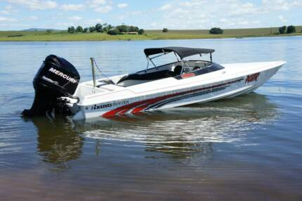 Haines Hunter 2100 SO with 225 Mercury Opti Max Parramatta Park Cairns City Preview