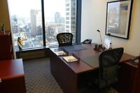Do the best work of your life (Pacific Centre Tower)
