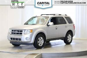 2011 Ford Escape Limited 4WD **New Arrival**