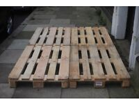 Pallets for Sale Euro x Standard
