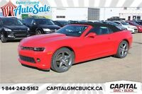 2014 Chevrolet Camaro 2LT Convertible *Leather-Touch Screen-Head