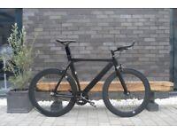 "Brand new NOLOGO ""X"" TYPE single speed fixed gear fixie bike/ road bike/ bicycles 8uj9"