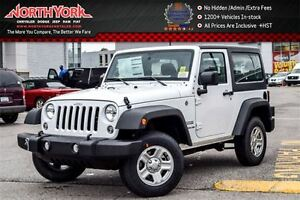 2017 Jeep Wrangler New Car Sport 4x4|Hard Top|AC|Trac. Control|A