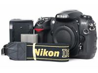 Nikon d200 with Nikon battery grip