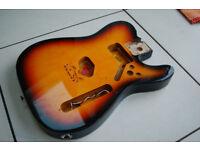 Genuine Fender telecaster body