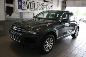 2014 Volkswagen Touareg 3.6L Comfortline TOIT, CLIMAT, BAS KM.