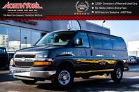 2015 Chevrolet Express LT 8-Seater Parking Sensors Traction Cntr