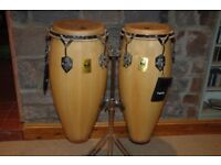 Toca - Kaman Series Congas, with stand