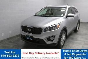 2016 Kia Sorento 2.4L LX AWD w/ HEATED SEATS! ALLOYS! POWER PACK