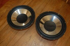 Stealth 12in 450w Sub Woofers (Pair)