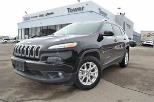 2015 Jeep Cherokee North- LOW KMS, BLUETOOTH, A/C