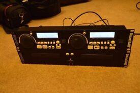 Soundlab G064EH Twin Cd Player
