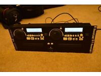 Soundlab G064EH Twin Cd Player