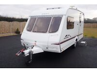 2004 SWIFT CHARISMA 230 2-BERTH CARAVAN 1-OWNER FROM NEW IMMACULATE CONDITION