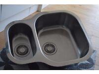 Franke Undermount Stainless Steel Sink.