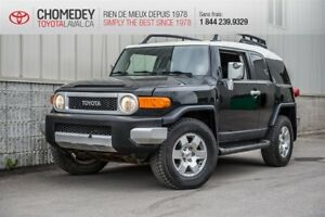 2007 Toyota FJ Cruiser AWD AUTOMATIQUE MAGS FULL AWD FULL