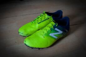 New Balance Furon Football Boots (AG - Size 9 - Pro Level)