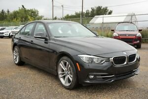 2018 BMW 330i xDrive, AWD, Navi, Sun Roof, Heated Steering,Alloy