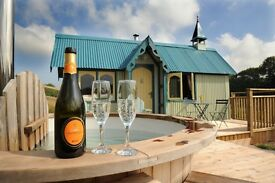 Energetic Cleaner needed on Fridays £10/hr for Luxury Glamping site in Torbay