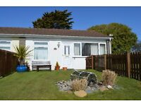 WOOLACOMBE NORTH DEVON. FAMILY OWNED 2 BED SC HOLIDAY BUNGALOW. SPACES AVAILABLE FOR SUMMER 2017