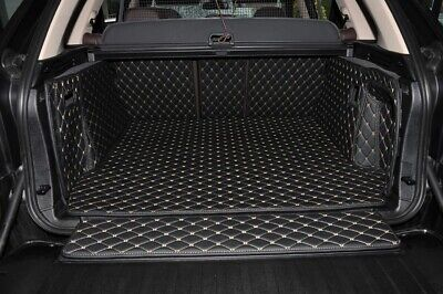 3D Kofferraumschutz Kofferraummatte Passend Für Mercedes Benz GLS X166 7 Sitzer