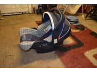 Car seat up to 15 kg