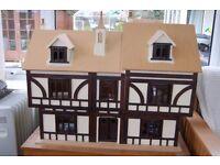 Tudor Style Dolls House - Requires Finishing