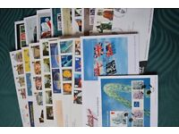 Royal Mail First Day Covers & Presentation Packs