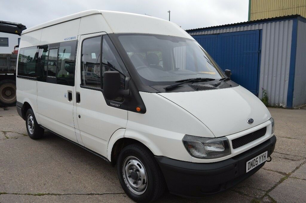 2005 ford transit mini bus 8 seat in good condition with. Black Bedroom Furniture Sets. Home Design Ideas