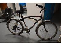 Hybrid bike small/medium frame