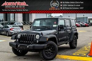 2017 Jeep WRANGLER UNLIMITED New Car Willys Wheeler|4x4|HardTop|