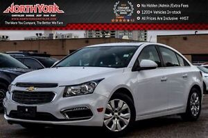 2016 Chevrolet Cruze LT Sunroof|Backup Cam|Pioneer Audio|Bluetoo