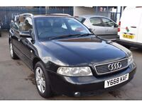 Audi A4 2001 In Immaculate condition with MOT Until June 2017
