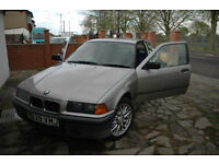 BMW 316i Compact spares or repairs