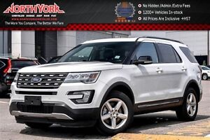 2016 Ford Explorer XLT|4x4|7-Seater|Pano_Sunroof|Backup Cam|Leat