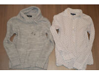 men's bundle size S/M /tommy hilfiger, bershka, converse