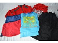 Bundle of Boys clothes age 9-10 years 6 items