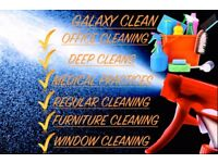 Cleaning services Galaxy Clean