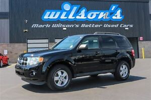 2012 Ford Escape XLT LEATHER! SUNROOF! HEATED SEATS! $50/WK, 4.7