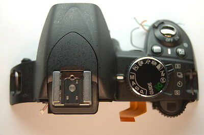 Nikon D3100 Camera Top Cover Unit Assembly Replacement Repair Part DH3100 for sale  Shipping to India