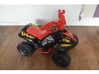 electric quad bike toddler
