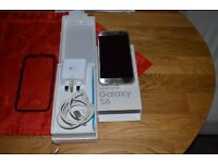 Samsung Galaxy S6 32 GB Gold in mint condition