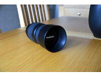 tamron lens to fit nikon camera