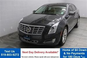 2014 Cadillac XTS LUXURY w/ NAVIGATION! LEATHER! ULTRAVIEW ROOF!