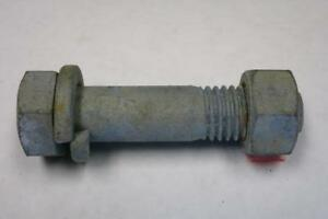 "GALVANIZED  5/8"" X 2 3/4"" Bolts"