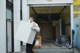 MAN AND VAN FULL HOUSE / FLAT / OFFICE / REMOVALS 7.5 TON TRUCK LORRY HIRE WITH DRIVER